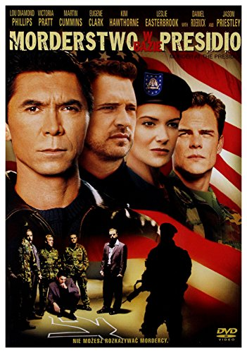 Murder at the Presidio [DVD] [Region 2] (IMPORT) (Keine deutsche Version)