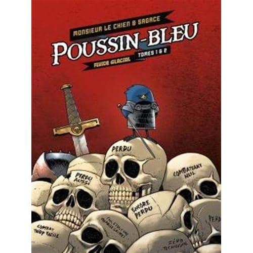 Poussin-Bleu - Ecrin tomes 01 et 02 + papertoy offert