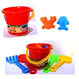 sunny toyz Plastic Cute Colourful Beach Set