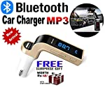 Now make your Car SMART with this all-in-one Roboster Bluetooth FM Car chargr What you can do with this car bluetooth fm transmitter? Fm transmitting Adjust this bluetooth fm transmitter for car to the same frequency with car audio, music from cell p...