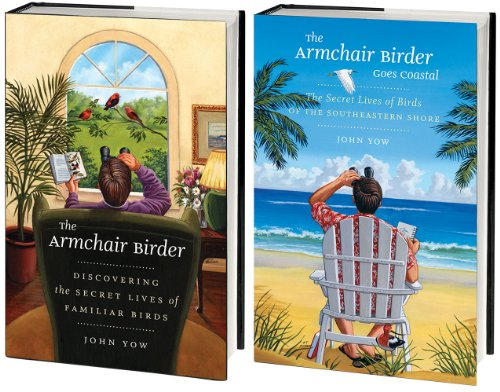 The Armchair Birder's Omnibus Ebook: Includes The Armchair Birder and The Armchair Birder Goes Coastal (English Edition) Belted Parka