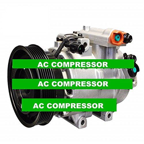 Gowe AC Kompressor für Luftschlauch-AC Kompressor für Kia Forte 2.0L 2.4L 4Zyl 2010-2013Kia Cerato KOUP 977011M13097701-1M13097701-1m130dr 977011m130dr (Koup Forte 2011 Kia)