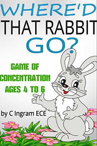Where'd That Rabbit Go A Game of Concentration (English Edition)