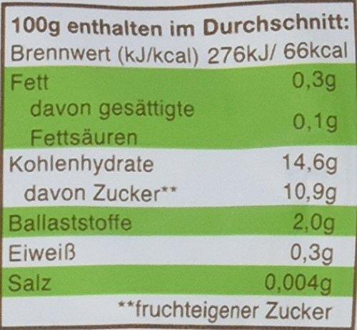 """Freche Freunde Bio Quetschie """"100% Birne, Banane, Orange, Vanille"""", 6er Pack (6 x 100 g)"""