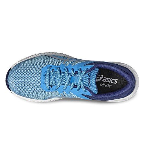 Asics Fuzex Lyte 2, Chaussures de Running Femme Bleu (Diva Blue/Silver/Indigo Blue)