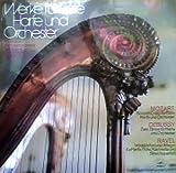 Mozart, Debussy, Ravel: Werke für Flöte, Harfe und Orchester[Vinyl LP] - Rudolf Barschai und Moskauer Kammerorchester