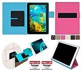 reboon BQ Edison 3 Hülle Tasche Cover Case Bumper | Pink | Testsieger