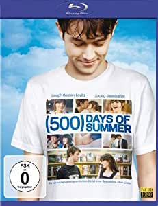 (500) Days of Summer [Blu-ray]