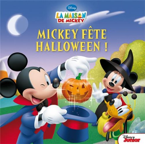 Mickey fête Halloween ! (Halloween-film Mickey)