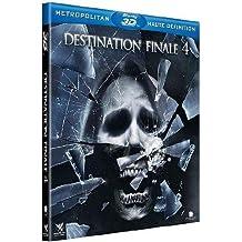 DESTINATION FINALE 4 BLU RAY 3D