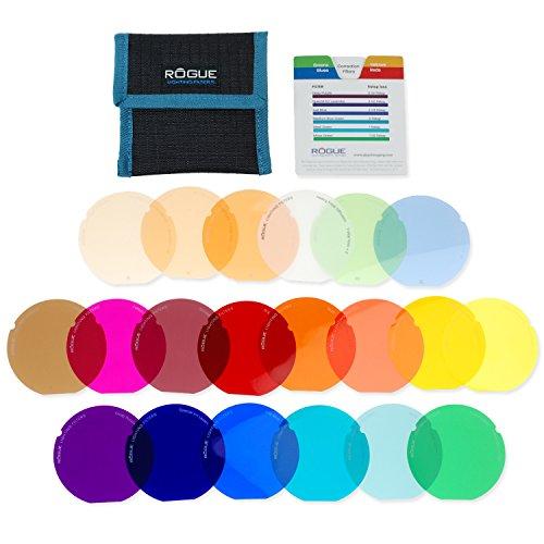 Rogue Gels Lighting Filter Kit für Rogue Grid