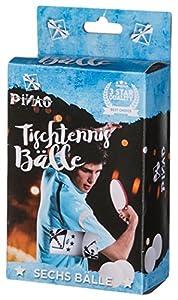 PiNAO Sports 38237Pelotas de Tenis de Mesa