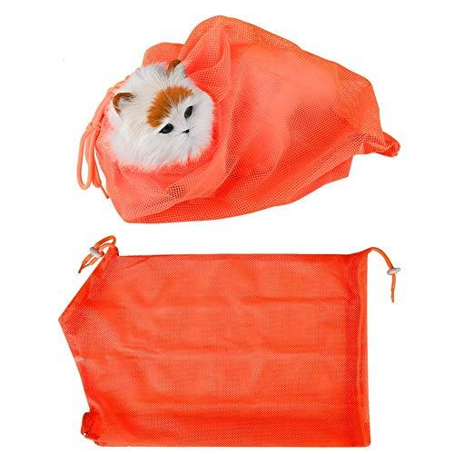 Haofy-Grooming-Bag-Cat-Bathing-Mesh-Bag-Pet-Borse-durevoli-e-versatili-Doccia-Lavaggio-Nails-Taglio-Strumento-di-pulizia-dellorecchio