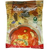 nittaya Curry Pasta, Rojo, 1er Pack (1x bolsa de 1kg)