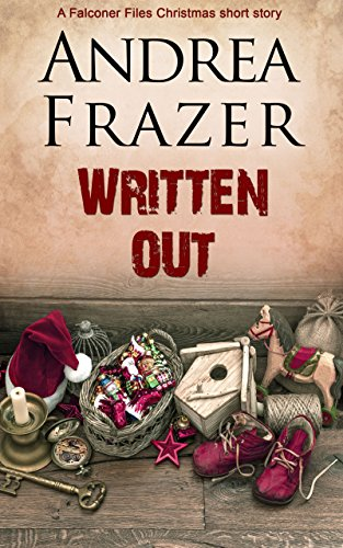book cover of Written Out