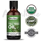 #3: Aromatique 100% Pure Therapeutic Grade Tea Tree Oil - 30Ml
