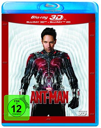 Ant-Man (+ Blu-ray) [Blu-ray 3D] -