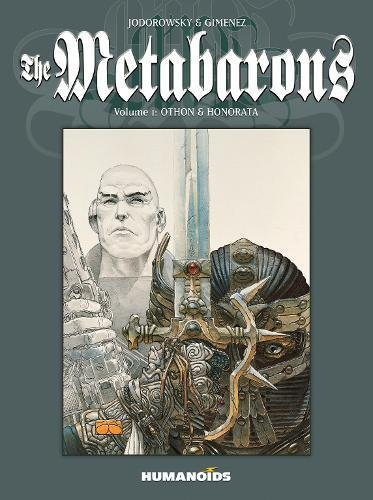 Metabarons - Volume 1: Othon & Honorata, The
