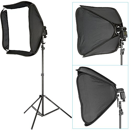 Neewer® - Kit softbox profesional portátil 60 x