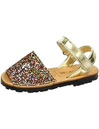 e5ec8470693 Amazon.es  menorquinas nina  Zapatos y complementos