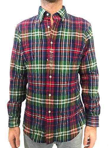 Polo ralph lauren camicia uomo slim fit (s)