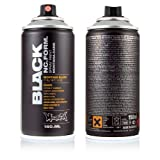 Montana BLACK Sprühdose POCKET CAN, 150 ml, outline silver