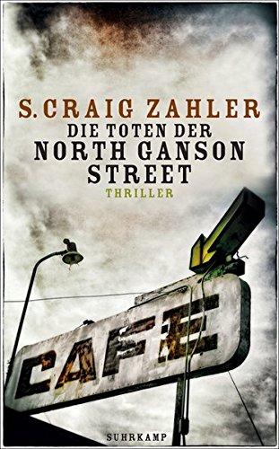 Die Toten der North Ganson Street: Thriller (suhrkamp taschenbuch, Band 4693) (Tote Noir)