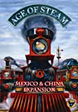 Image for board game Eagle-Gryphon Games EAG01282 Age of Steam Mexico and China Collectible Card Game