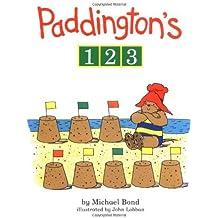 Paddington's 1 2 3 (Viking Kestrel picture books) by Michael Bond (1991-10-01)