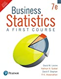 Business Statistics: A First Course