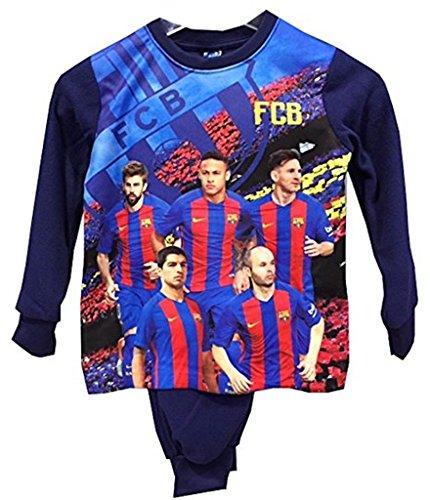 Pijama infantil FCBarcelona-Barça talla 6