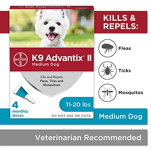 Advantix Pipetas Perros Medianos