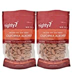 #5: Eighty7 California Almonds - Pack of 2, 500g