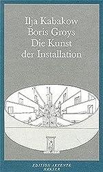 Die Kunst der Installation