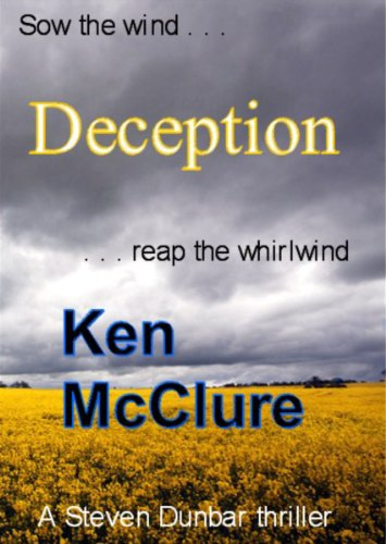 DECEPTION (A Dr Steven Dunbar Thriller Book 2) (English Edition)
