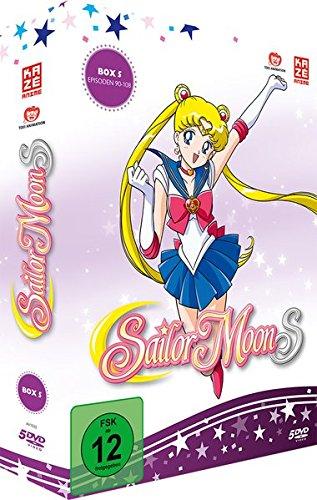 Sailor Moon S - Box Vol. 5 [5 DVDs]