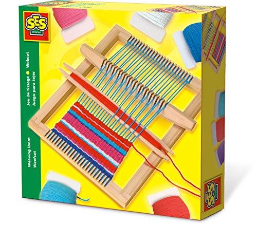 SES 00876 - Webrahmen aus Holz