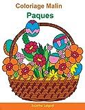Coloriage Malin ~ Paques: Enfant coloriage, Nombres Magiques, Coloriage par numéro, Joyeuses Pâques