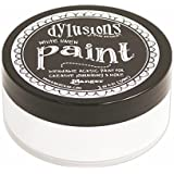 Dylusions By Dyan Reaveley Blendable Acrylic Paint 2oz-White Linen