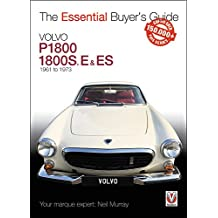 Volvo P1800/1800S, E & ES 1961 to 1973: Essential Buyer's Guide