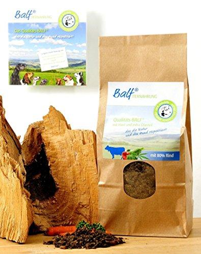 Meißmer BALF® LAMM mit Obst/Gemüse Alleinfuttermittel 3x1kg