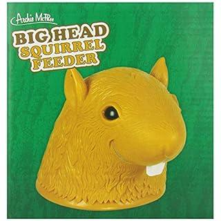 Accoutrements–Big Head Eichhörnchen Futterstation