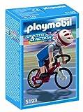 Playmobil 626719 - Olímpico Ciclista