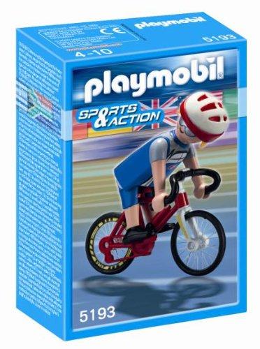 Playmobil - 5193 - Jeu de construction - Coureur cycliste