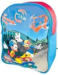Mickey Mouse Skateboarding Mochila
