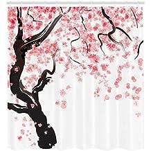 Amazon Fr Rideaux Fleur De Cerisier
