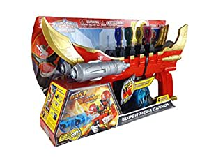 Power Rangers Super Megaforce - Super Mega Cannon - Canon Special de l'Equipe