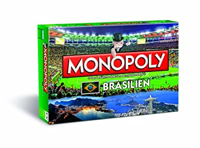 Winning Moves 43416-Monopoly?: Brésil 2014