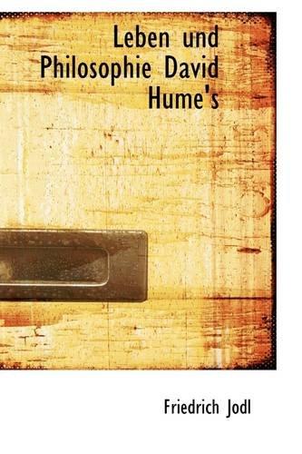 Leben und Philosophie David Hume's