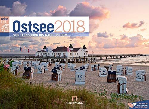 Ostsee ReiseLust 2020: Von Flensburg bis nach Usedom